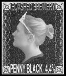 Penny Black #3